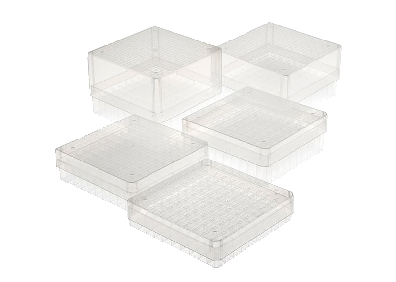 Plastic Cryobox Rack