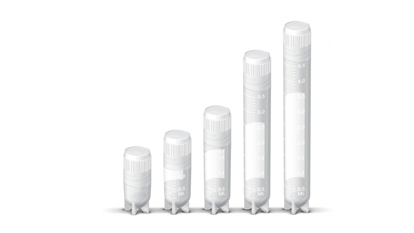 sterile cryo vials, sterile cryo vial, cryopreservation tubes, cryopreservation tube